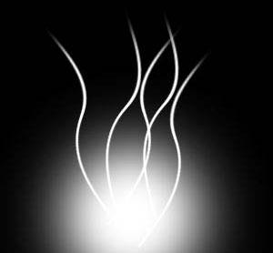 ფოტოშოპი სინათლე