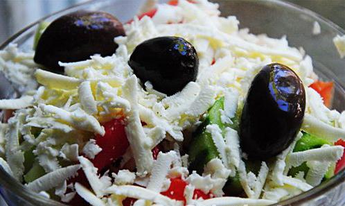 ბულგარული სალათი